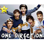 Kit Imprimible One Direction Diseñá Tarjetas, Cumples #2