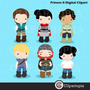 Kit Imprimible Principes Disney Imagenes Clipart