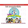 Kit Imprimible Candy Bar Baby Looney Tunes Bebes Cotillon #3