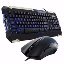 Kit Teclado Y Mouse Gamer Thermaltake Commander