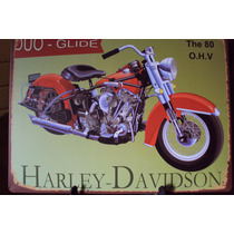 Latas Motos Harley Davidson