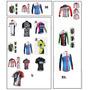 Ropa Ciclismo Tricotas, Calzas, Pierneras, Mangas