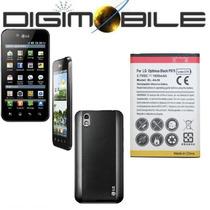 Bateria Reemplazo Lg Optimus Black P970 Bl44jn L3 L5 1600mah