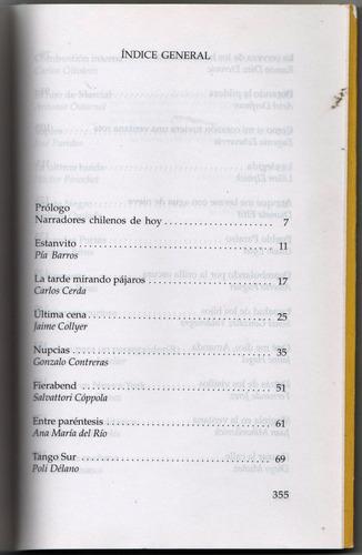 libro chileno: