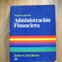 Administracion Financiera, James C. Van Horne, Prentice Hall