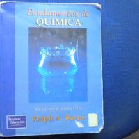 Fundamentos De Quimica, Ralph A Burns, Ed. Pearson Educacion