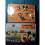 Cuentos Infantiles Con Rompecabezas De Disney. Mickey Mouse