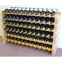 Cava Modular Para Guardar Botella De Vino.