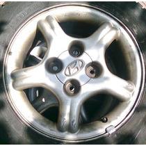 Llanta De Aleacion Hyundai Sonata 98
