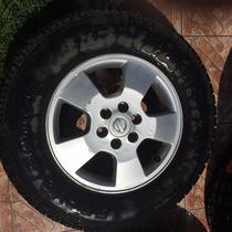 Llantas De Nissan Navara Con Neumaticos