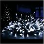 Luces Navidad Led Deco Matrimonio 600 Led 40 Mts Blanco