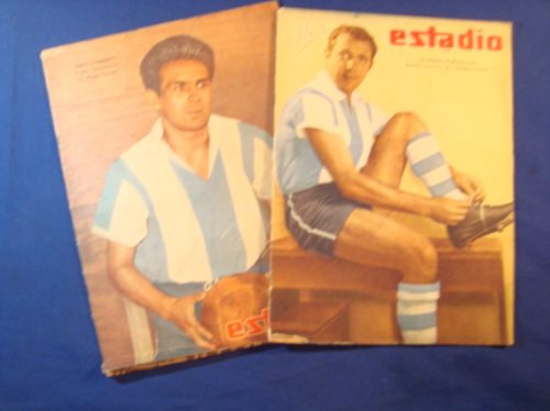 Magallanes, 1951-1960, Revista Estadio (5)