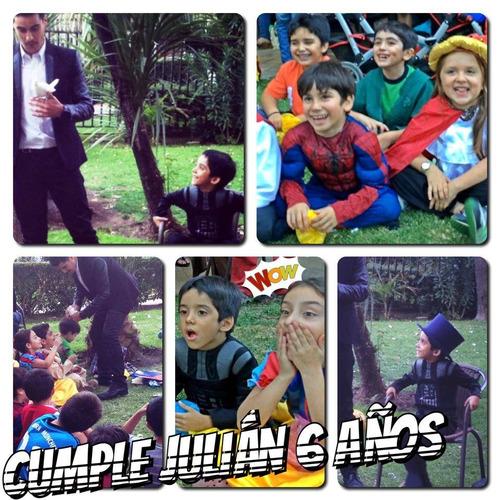 Mago Aron Gutié - Magia Para Cumpleaños Infantiles Y Eventos
