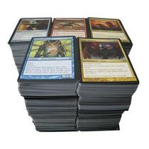 Lote De 500 Cartas Magic En Perfecto Estado !!
