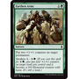Magic The Gathering Carta Verde: Earthen Arms