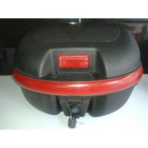 Maleta Top Case Ajustable Para Todo Tipo De Moto