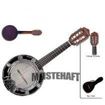 Banjo Meistehaft 8 Cuerdas C/funda