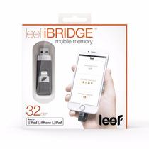 Leef Ibridge 32gb Pendrive Iphone / Ipad