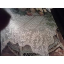 Hechuras De Manteles Rectangulares Tejidos A Croché
