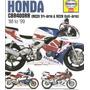 Manual De Taller Honda Cbr 400 1988-1999