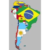 Actualizacion Mapas De Sudamerica Abril 2013 Gps Garmin Nuvi