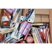 Lote De 100 Cosmeticos - Maybelline, Loreal, C. Girl, Rimmel