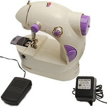 Maquina De Coser Portatil Mini Sewing Machine Tv Boleta O F