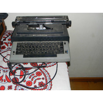 Antigua Maquina Escribir Electrica Underwood