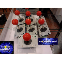 Palanca Arcade Tipo Kojac Imitación Sanwa Rocket Joystick