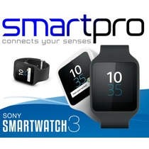 Sony Smartwatch 3 Android Wear Bluetooth Nuevos Sellados