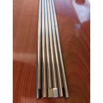 6 Barras De Acero 6mm + Bujes De Bronce - Impresora 3d Delta