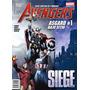 Comic Avengers: Siege (asgard Bajo Sitio)