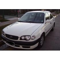 Mascara,capot,tapabarro Izq, Parachoque, Toyota Corolla 2001