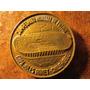 Medalla Bronce Mundial Futbol 1962 Copa Jules Rimet 3,7 Cms