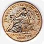 Medalla Subsecretaria De Marina Republica De Chile