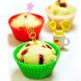 30 Moldes De Silicona Para Cupcakes Y Quequitos