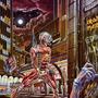 Iron Maiden Gigantografia 150x150 Cms