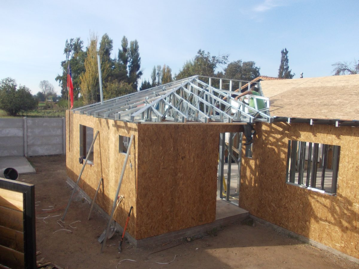 Metalcom tabiques casas y ampliaciones en for Precio construir casa 120 metros