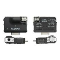 Tascam Ixj2 Amplificador De Microfono Y De Linea - Nuevo!