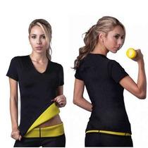 Camiseta Polera Neotex Thermo , Quema Grasa / Fernapet