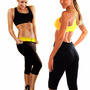 Calza Hot Pants Neotex Thermo Shaper Quema Grasa Metinca