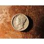 Moneda Plata U.s.a. Estados Unidos One Dime 1936 Liberty