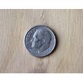 Moneda One Dime Estados Unidos 2008