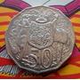Moneda De 50 Centavos De Australia