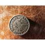 Moneda Hong Kong 1901 Plata 10 Centavos Reina Victoria 1,8cm