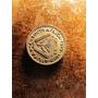 Moneda De Plata Sudafrica 1959 Elizabeth Ii 1,6 Cms Diametro