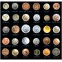Colección De 30 Monedas De 30 Paises Diferentes Sin Circular