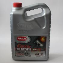 Aceite Amalie 5w30 Bidon 3.75 Lts Sintetico Bencina Y Diesel
