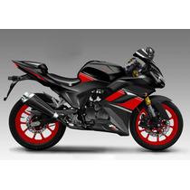 Motocicleta Racing - Modelo Bullet - Año 2015, Nuevas 0 Kms
