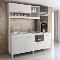 Mueble Cocina Dora 6 Puertas 2 Cajones - Ikean